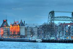 Rotterdam - Noordereiland - De Hef
