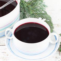 Borscht, Christmas Appetizers, Polish Recipes, Chocolate Fondue, Soup Recipes, Nom Nom, Food And Drink, Xmas, Merry Christmas