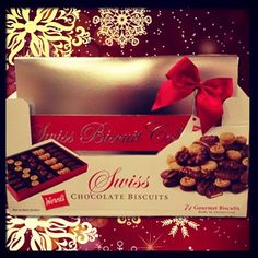 Get your 2013 Swiss Biscuit Collection at Northeastern Costco stores THIS WEEKEND!!!! #SwissBiscuit #Holiday #Treats