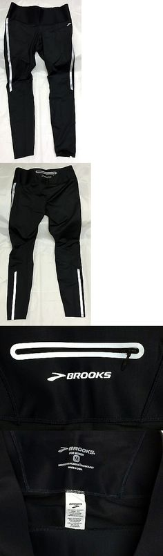 Other Womens Fitness Clothing 13360: Brooks Women S Nightlife Tight, Med., Black, 50% Off, Free Us Shipping! -> BUY IT NOW ONLY: $49.97 on eBay!