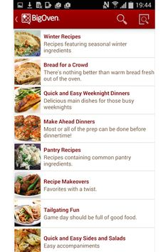 Meal Planning MealBoard combines recipe management meal planning