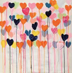 Diy Canvas Art, Diy Wall Art, College Wall Art, Street Art Graffiti, Heart Graffiti, Heart Painting, Kids Room Art, Happy Art, Art Pictures