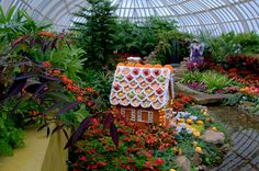 Winter Flower Show 2011 at Phipps Conservatory in Pittsburgh.