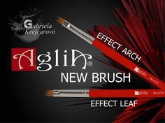 AGLIA-NEW NAIL EFFECT BRUSHES :)