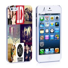 1D and 5sos iPhone 4, 4S, 5, 5C, 5S Samsung Galaxy S2, S3, S4 Case – iCasesStore