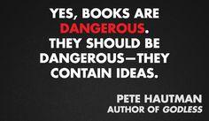 Pete Hautman | Commu