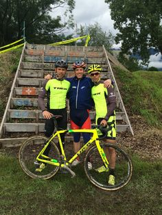 For some cyclocross season has already begun. And for a lucky few from various nations that means the UCI Cyclocross Training Camp at in Switzerland. We spoke recently with the camp's director, Geoff Proctor about the camp and more.