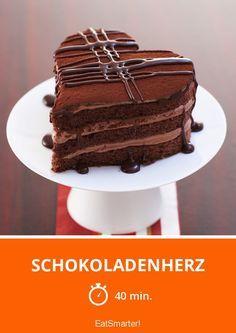 Schokoladenherz - smarter - Zeit: 40 Min.   eatsmarter.de
