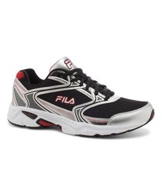 Black & Metallic Silver Xtent 2 Running Shoe