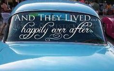 and while Cinderella and her prince did live happily ever after, the point, gentlemen, is that they lived