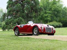 Ferrari 125 sport 1947