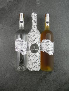 Grovigli Grappa on Packaging of the World - Creative Package Design Gallery
