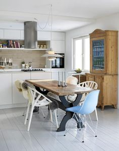 beautiful dining corner Modern | ombiaiinterijeri