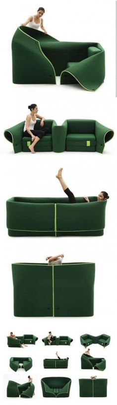 Sosia multifunction modular sofa