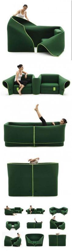 Sosia multifunction modular sofa