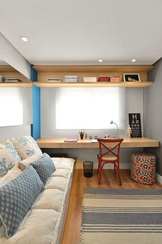 Browse pictures of home office design. Here are our favorite home office ideas that let you work from home. Shared them so you can learn how to work. Home Office Design, Home Office Decor, Home Design, Interior Design, Home Decor, Design Ideas, Office Designs, Office Ideas, Office Setup