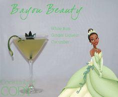 Bayou Beauty Disney Cocktail