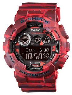 CASIO G-SHOCK | GD-120CM-4AER