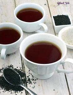 Black Tea, Basic Black Tea- Black Tea, Basic Black Tea Source by - Vegetarian Teas, Miele Coffee Machine, Black Rock Coffee, Coffee Withdrawal, Tulsi Tea, Green Tea Recipes, Veg Recipes, Coffee Recipes, Best Travel Coffee Mug