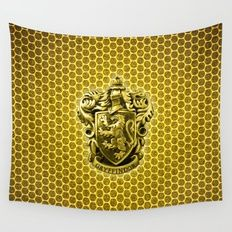 Gryffindor logo Wall Tapestry