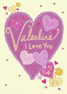 Valentine ❤ (Art. Lizzie Preston)