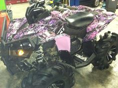 Can am in muddy girl!