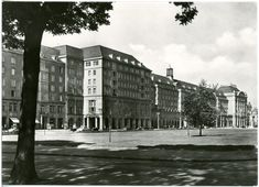 Wikimedia Commons, Dresden, Postcards, Street View