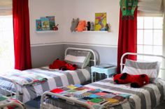 Cool Simple Boys Room Decorating