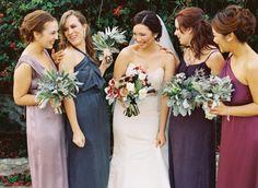 Jewel Tone Dresses jewel toned wedding palette jewel tone wedding colors 650 X 476 pixels Berry Bridesmaid Dresses, Jewel Tone Bridesmaid, Wedding Bridesmaids, Bridesmaid Colours, Earth Tone Wedding, Jewel Tone Wedding, Wedding Colors, Wedding Ideas, Wedding Flowers