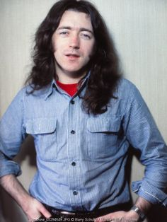 Rory Gallagher - Barry Schultz, Amsterdam 1978