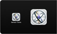 Icon design by the Iconfactory. Icon Design, Tools, Instruments