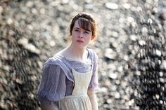 Claire Foy as Amy Dorrit in Little Dorrit (TV mini-series, Excellent! The Pickwick Papers, Little Dorrit, Bbc Drama, Period Costumes, Movie Costumes, Les Miserables, Music Tv, Period Dramas, Character Inspiration