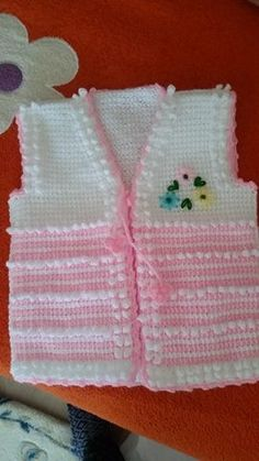 Bebek Örgüleri Yeni Modeller - Sizden Gelenler Baby Knitting, Crochet Baby, Diy And Crafts, Arts And Crafts, Leather Projects, Projects To Try, Cross Stitch, Embroidery, Sewing