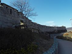 Seoul Fortress 서울 성곽길. 동대문-낙산-혜화문 5