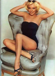 Look at my Marilyn.....