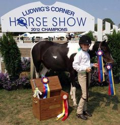 Ludwig's Corner Horse Show is about to turn 70!!!