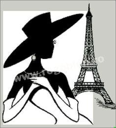 Cod produs: - Farmec parizian (model pe panza Zweigart) Culori: 5 Dimensiune: 19 x 21 cm Paris, Tower, Fictional Characters, Tour Eiffel, Porcelain, Embroidery, Montmartre Paris, Rook, Computer Case