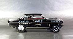 Dick Harrell ... his 1964 Nova Retribution II, S/SX with 409 cu.inch