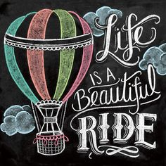 Life is a Beautiful Ride 2016 Wall Calendar