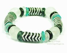 Our jewellery features ethically sourced materials including beads from many countries in Africa. Recycled Glass, Fair Trade, Bracelet, Beads, Inspired, Big, Jewelry, Bangles, Beading