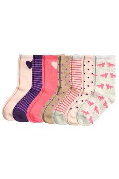 H&M - 7-pack socks £6.99