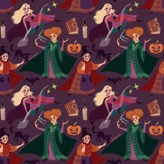 The Witch is Back! It's october finally! I've been wanting to make another pattern forever, and what better excuse than the best halloween movie? Witch Wallpaper, Cute Fall Wallpaper, Halloween Wallpaper Iphone, Holiday Wallpaper, Halloween Backgrounds, Cute Disney Wallpaper, Cute Backgrounds, Cute Wallpapers, Wallpaper Backgrounds