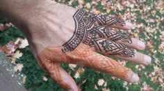 Wonderful Henna designs for men by Jason Alan of Henna Being