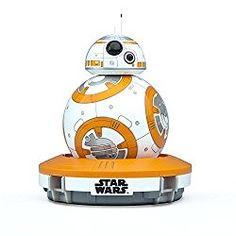 Droid | Sphero BB-8 Star Wars | Replica & Review #droid #starwars #7 #gadget #toy #android #app www.penguingadget.com