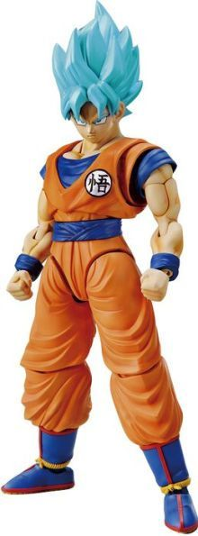 Super Saiyan God Super Saiyan Son Goku ''Dragon Ball Super'', Bandai Figure-Rise Standard