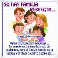 En la familia, las subidas y bajadas son normales; no nos sorprendamos cuando lleguen #familia #enfados #perdonar #amar