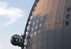 SkyView, Globen in Stockholm