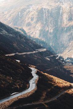 Fun driving road   ( by Johan Lolos )