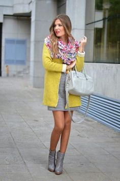 Elegant and Stylish Warm Outfits to Wear This Fall