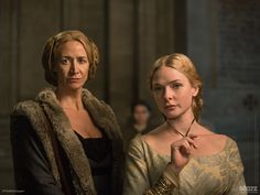 Elizabeth and Jacquetta weave their magic once again in episode 5 of #TheWhiteQueen
